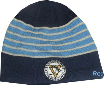 Winter Classic Pittsburgh Penguins Authentic On Ice Knit Beanie ... fbc2efbad58