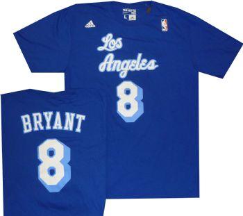 000f6767480 Lakers Kobe Bryant Throwback shirt Adidas Blue Adidas | StadiumStyle.com