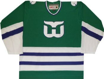 Hartford Whalers Reebok Team Classic Vintage Throwback Jersey ... 26d1414b1
