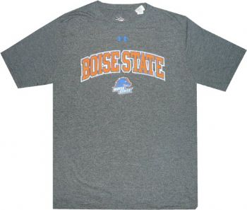 Authentic adult Under Armour Boise State Broncos Tech Shirt.
