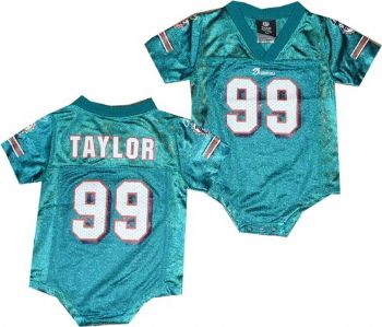 miami dolphins baby jersey