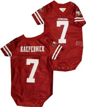 infant 49ers jersey