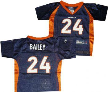 the latest 7f5c8 7988d Denver Broncos Champ Bailey Toddler Reebok Jersey ...