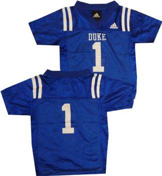 5287576cb6d Duke Blue Devils Adidas Infant Football Jersey