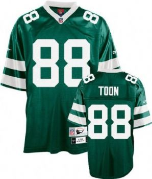 88ebc544b New York Jets Al Toon Reebok Premier Replica Throwback Jersey ...