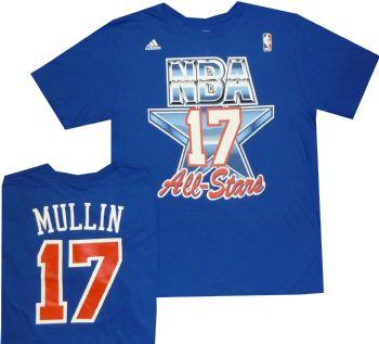 2cb80d7df385 Golden State Warriors Chris Mullin Throwback 1992 All Star Shirt ...