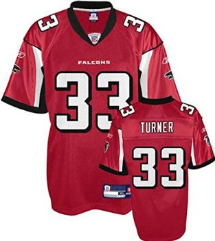 best service cfe74 dc35f Atlanta Falcons Michael Turner Toddler Reebok Replica Jersey ...