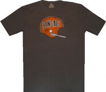 Cincinnati bengals throwback vintage retro sport storm for Vintage bengals t shirts