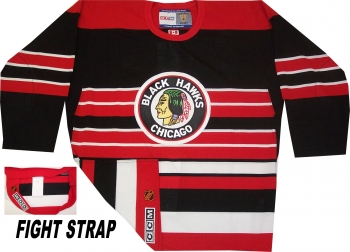 3421903df Chicago Blackhawks Authentic Vintage Throwback Jersey 1992 by CCM ...