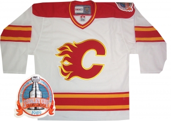 Calgary Flames finally release third jersey  b6ec70a7a