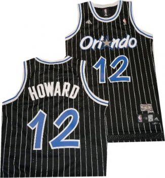 19ddce16ba7 Orlando Magic Dwight Howard Throwback Hardwood Classics Swingman Jerse