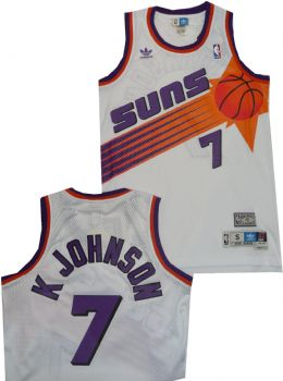 kevin johnson phoenix suns jersey