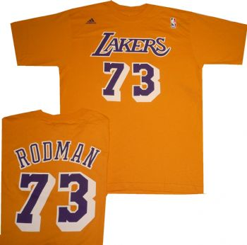 dennis rodman lakers. Dennis Rodman Los Angeles