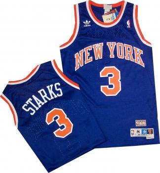 new product ca98a 4dd4a New York Knicks John Starks Hardwood Classics Swingman ...