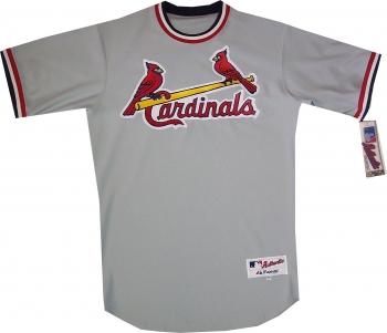 5e06d3c54 St. Louis Cardinals 1982 Majestic Throwback Jersey