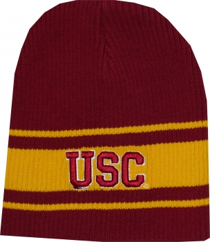 bef1ae300e2 ... hot usc southern cal trojans stadium beanie hat by the game  stadiumstyle b05e5 3523f