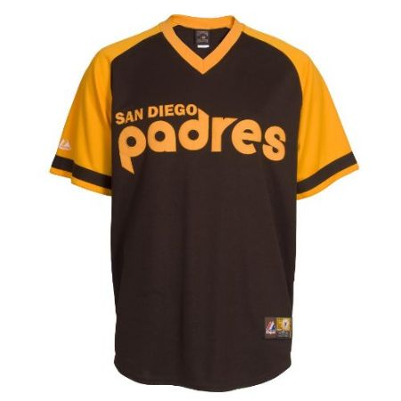 sports shoes 69f18 2cdaa San Diego Padres Tony Gwynn Throwback Mens Wheelhouse Jersey ...