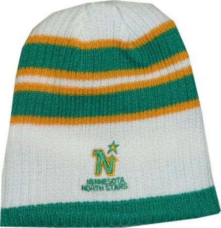 4dc94bd05bc62 Minnesota North Stars Reebok Reversible Knit Beanie