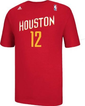 Houston rockets dwight howard adidas alternate mens t for Dwight howard adidas shirt