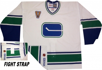 info for 980c5 5533d Vancouver Canucks Authentic Vintage Throwback Jersey by CCM ...