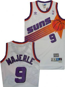4b85d927674 ... Phoenix Suns Dan Majerle White Adidas Swingman Jersey StadiumStyle.com  ...