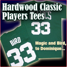 Hardwood Classic Player Tees