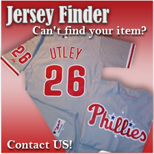 Jersey Finder - Can't Find Your Jersey? Contact Us